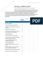 Checklist for Selecting a CMMS Solution.pdf