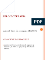 LP 6.Peloidoterapie