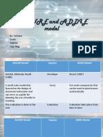 Tutorial 2 - Assure and Addie Model