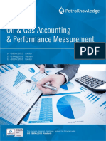 Oil Gas Accounting Performance Measurement