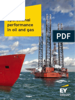 Ey Driving Operational Performance in Oil and Gas