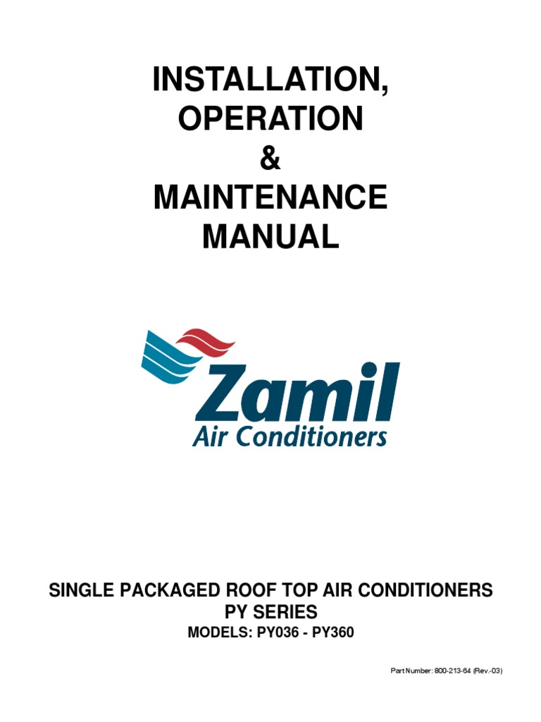 Zamil py series installation operation maintenance manual hvac zamil py series installation operation maintenance manual hvac electrical wiring asfbconference2016 Image collections