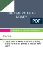 ESENECO [2] Interest Money Time Relationship