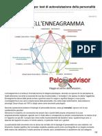 Psicoadvisor.com-Calcola Il Tuo Enneatipo Test Di Autovalutazione Della Personalità