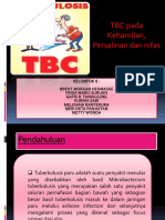 Tbc Pada Kehamilan, Persalinan, Masa Nifas