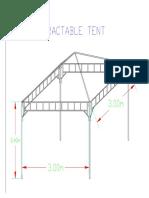 Retractable Tent Plan