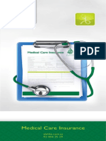 Medical Insurance English