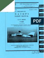 General Dynamics F-111B Flight Manual