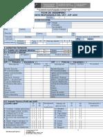 Ficha Monitoreo AIP 2015