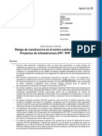 Construction Risk in PPP Projects_ESPAÑOL
