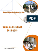 Guide Etudiant Fr