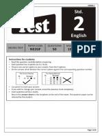 Std2ECATPracticePapers Test 2016 01-31-04 08 PM1 NELTAS