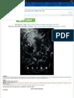 [ESTRENO Exclusivo] Alien Covernant HD 1080p MG_UP - Identi