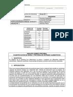 Cuantificación de grasa y proteína