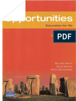 New Opportunities Student Book
