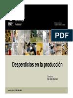 9 Desperdicios de La Producción
