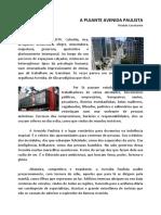 A Pujante Av Paulista - Rivaldo Cavalcante
