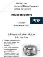 Lecture 6 - Induction Motors