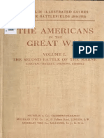 The Americans in the Great War Vol 1 - 2nd Battle of the Marne