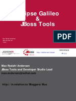 Eclipse Galileo and JBoss Tools