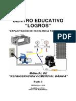 Manual de Refrigeracion Comercial Basica Parte 1