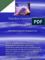 5.-LA BIBLIA Y EL MUNDO ANTES DE ADÀN y EVA.pps