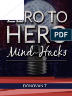 Donovan T -Zero to Hero Mind Hacks