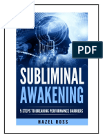 Hazel Ross - Subliminal Awakening