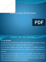 4. Leyes de Los Gases