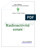 Radioactivite Cours S5