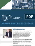 SIU 2016-2017 report