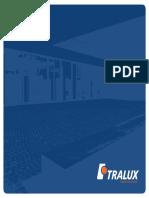 Plaquette Tralux Construction
