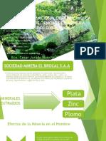 Grupo N_ 15 Sociedad Minera El Brocal