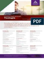 UAP Teologia Lic en Teologia Web