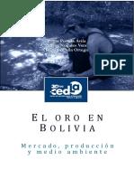 Libro Oro Bolivia 2015