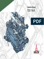 Deutz TCD 7.8 OM