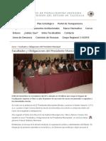 FACULTADES DE UN PRECIDENTE M.pdf
