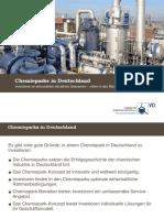Chemieparks in Deutschland