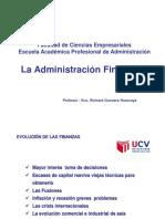 Ucv Administracion Financiera 2016- II Sesion 1