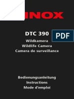 MINOX DTC 390 Instructions