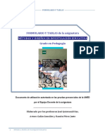 METODOS 2014 Formulario Tablas