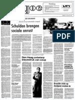 Den Haag ontwierp blauwdruk van coup