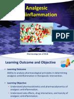 Analgesic & Antiinflamation