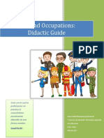 Jobs and Occupations- Guía  Práctica