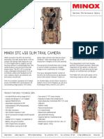 MINOX Product Information DTC 450 SLIM