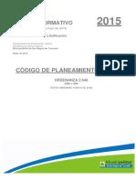 Código de Planeamiento Urbano Tucuman