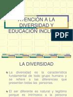 5. Diversidad y Educación Inclusiva