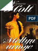 Mellyn Urnoje - Victoria Holt