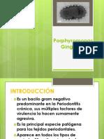Porphyromas gingivales.pptx