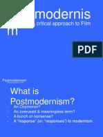 Postmodern Is